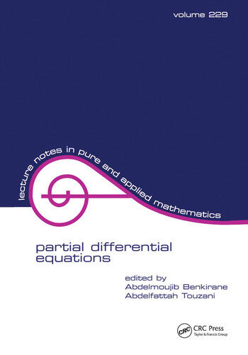 Partial Differential Equations book cover