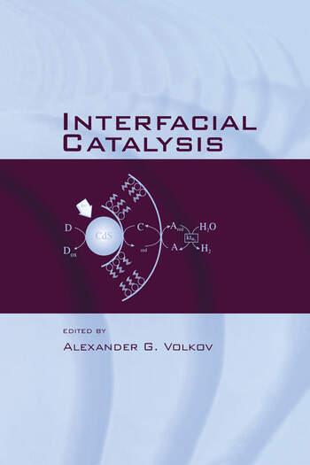 Interfacial Catalysis book cover