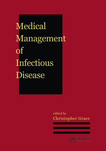 Medical Management of Infectious Disease book cover