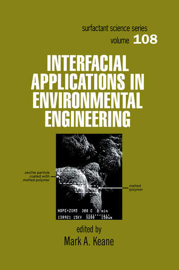 Interfacial Applications in Environmental Engineering book cover