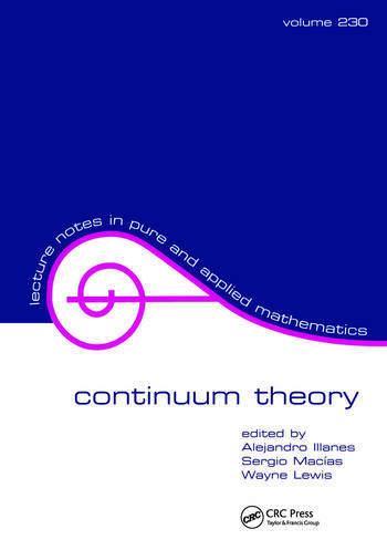 Continuum Theory book cover