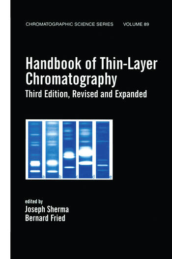 Handbook of Thin-Layer Chromatography book cover