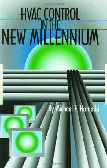 HVAC Control in the New Millennium book cover