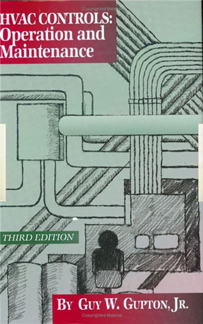 HVAC Controls Operation and Maintenance book cover