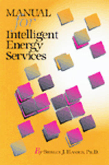 Manual for Intelligent Energy Services book cover