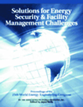 Solutions for Energy Security and Facility Management Challenges WEEC Proceedings book cover