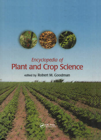 Encyclopedia of Plant and Crop Science (Print) book cover