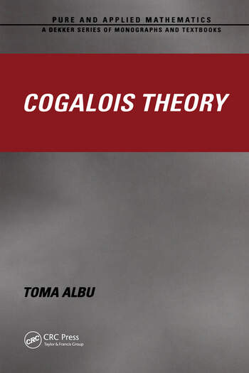 Cogalois Theory book cover
