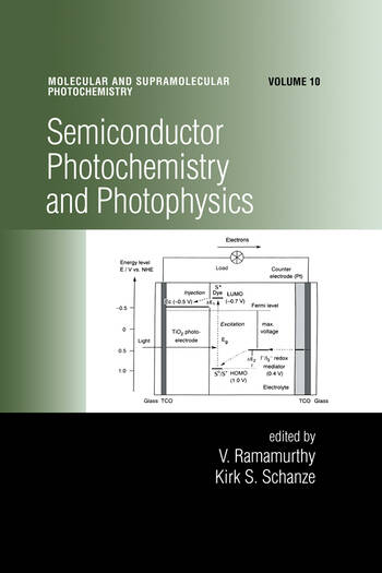 Semiconductor Photochemistry And Photophysics/Volume Ten book cover