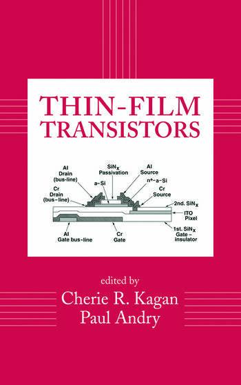 Thin-Film Transistors book cover