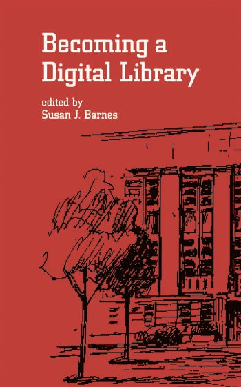 Becoming a Digital Library book cover