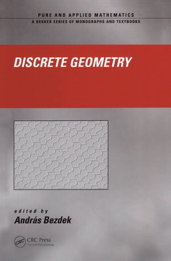 Discrete Geometry book cover