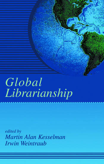 Global Librarianship book cover