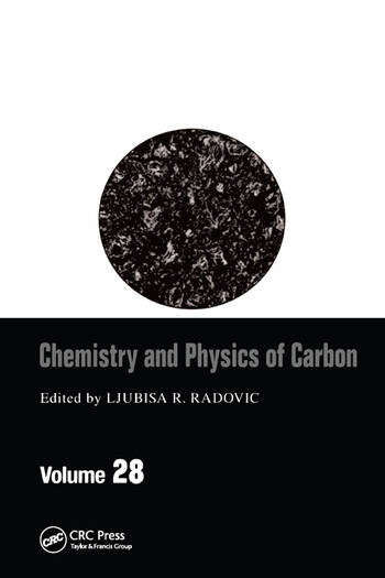 Chemistry & Physics of Carbon Volume 28 book cover