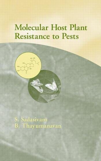 Molecular Host Plant Resistance to Pests book cover