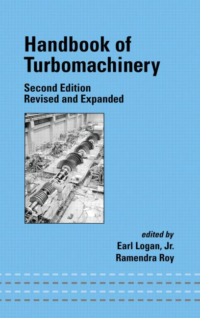 Handbook of Turbomachinery book cover