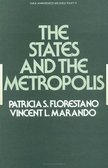 The States and the Metropolis book cover