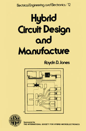 Hybrid Circuit Design and Manufacture book cover