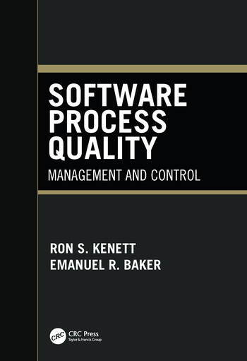 Software Process Quality Management and Control book cover