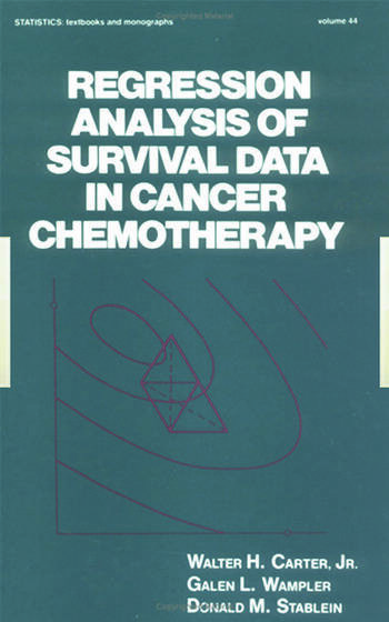 Regression Analysis of Survival Data in Cancer Chemotherapy book cover