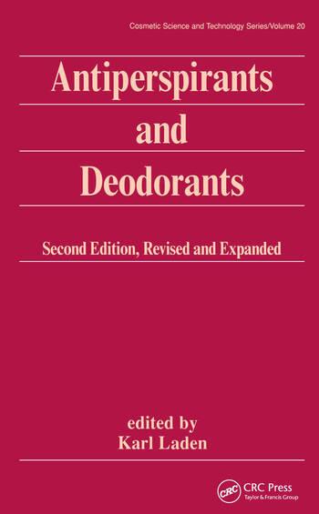 Antiperspirants and Deodorants book cover