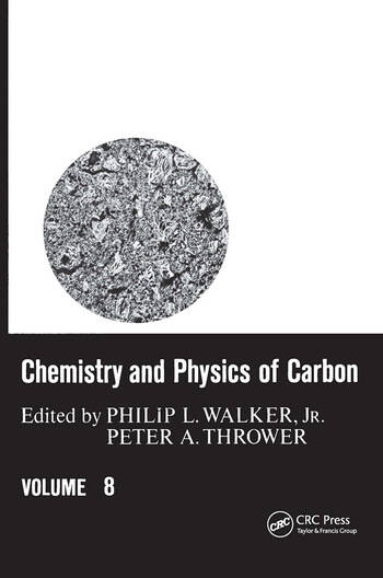 Chemistry & Physics of Carbon Volume 8 book cover