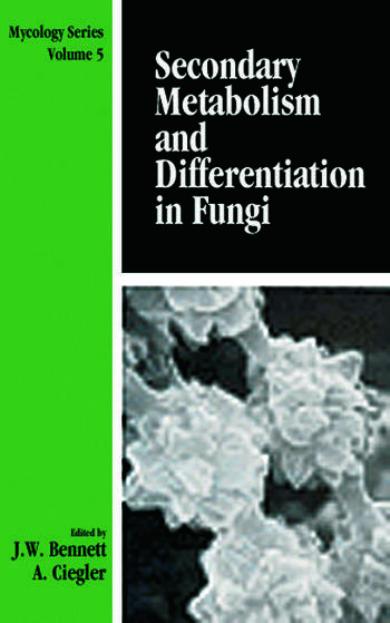 Secondary Metabolism and Differentiation in Fungi book cover