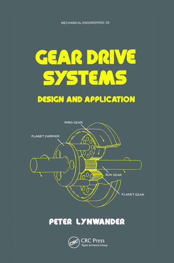 Gear Drive Systems Design and Application book cover