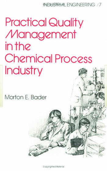Practical Quality Management in the Chemical Process Industry book cover