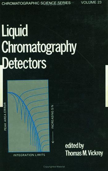 Liquid Chromatography Detectors book cover