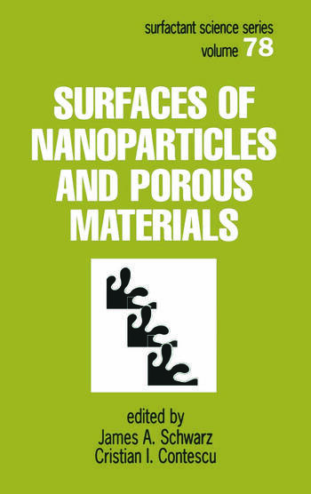 Surfaces of Nanoparticles and Porous Materials book cover