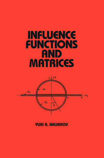 Influence Functions and Matrices book cover