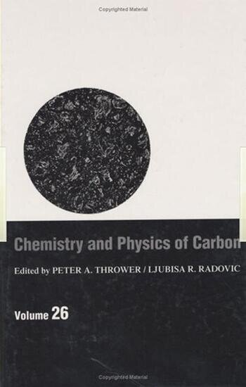 Chemistry & Physics of Carbon Volume 26 book cover
