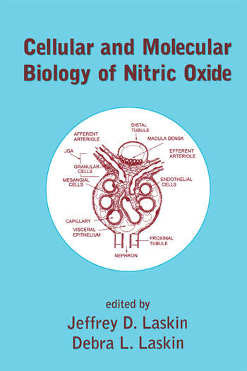 Cellular and Molecular Biology of Nitric Oxide book cover
