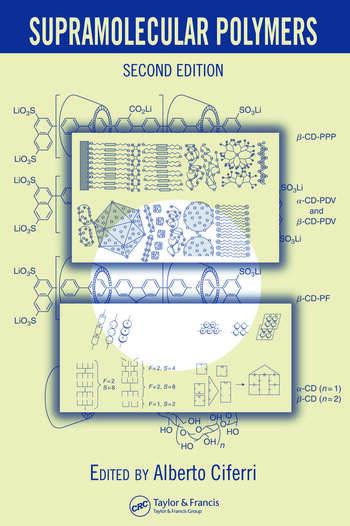 Supramolecular Polymers book cover