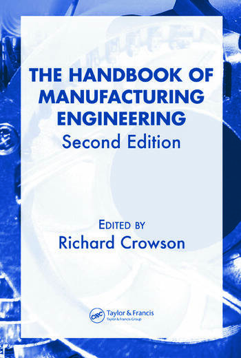 Handbook of Manufacturing Engineering - 4 Volume Set book cover