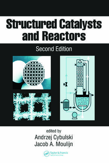 Structured Catalysts and Reactors book cover