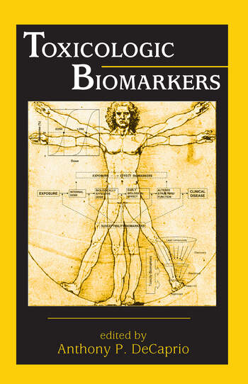Toxicologic Biomarkers book cover