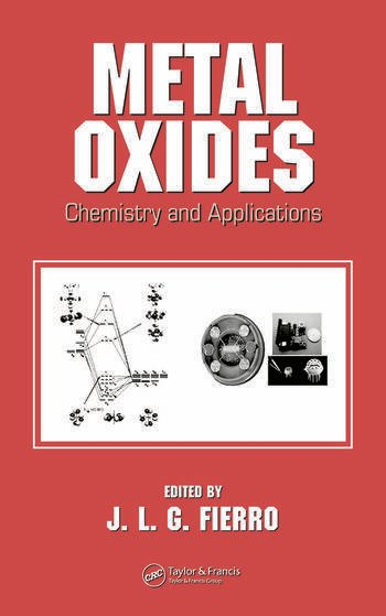 Metal Oxides Chemistry and Applications book cover