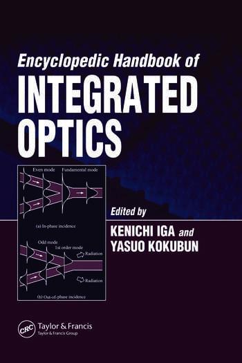 Encyclopedic Handbook of Integrated Optics book cover