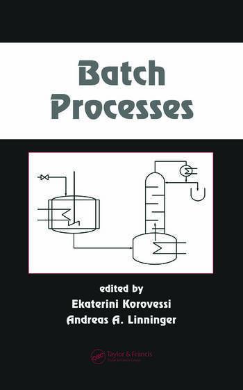 Batch Processes book cover