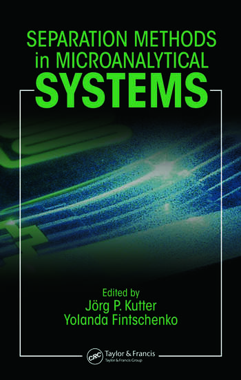 Separation Methods In Microanalytical Systems book cover
