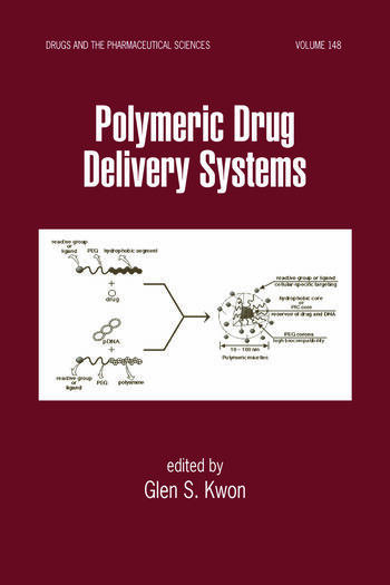 Polymeric Drug Delivery Systems book cover