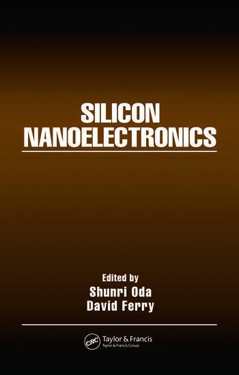 Silicon Nanoelectronics book cover