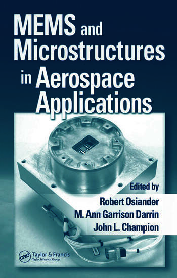 MEMS and Microstructures in Aerospace Applications book cover