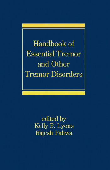 Handbook of Essential Tremor and Other Tremor Disorders book cover