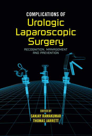 Complications of Urologic Laparoscopic Surgery book cover
