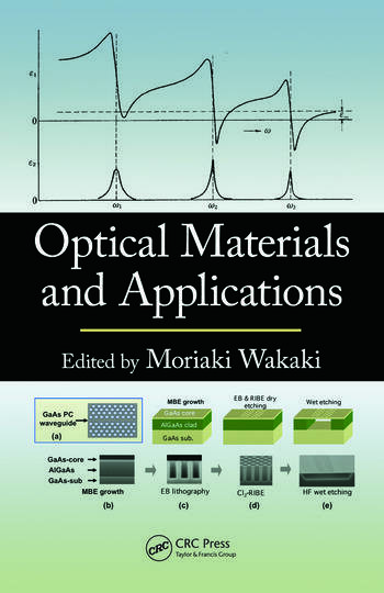 Optical Materials and Applications book cover