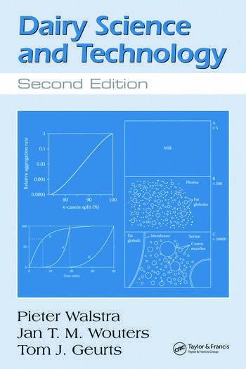 Dairy Science and Technology book cover