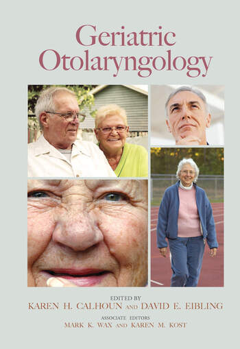 Geriatric Otolaryngology book cover